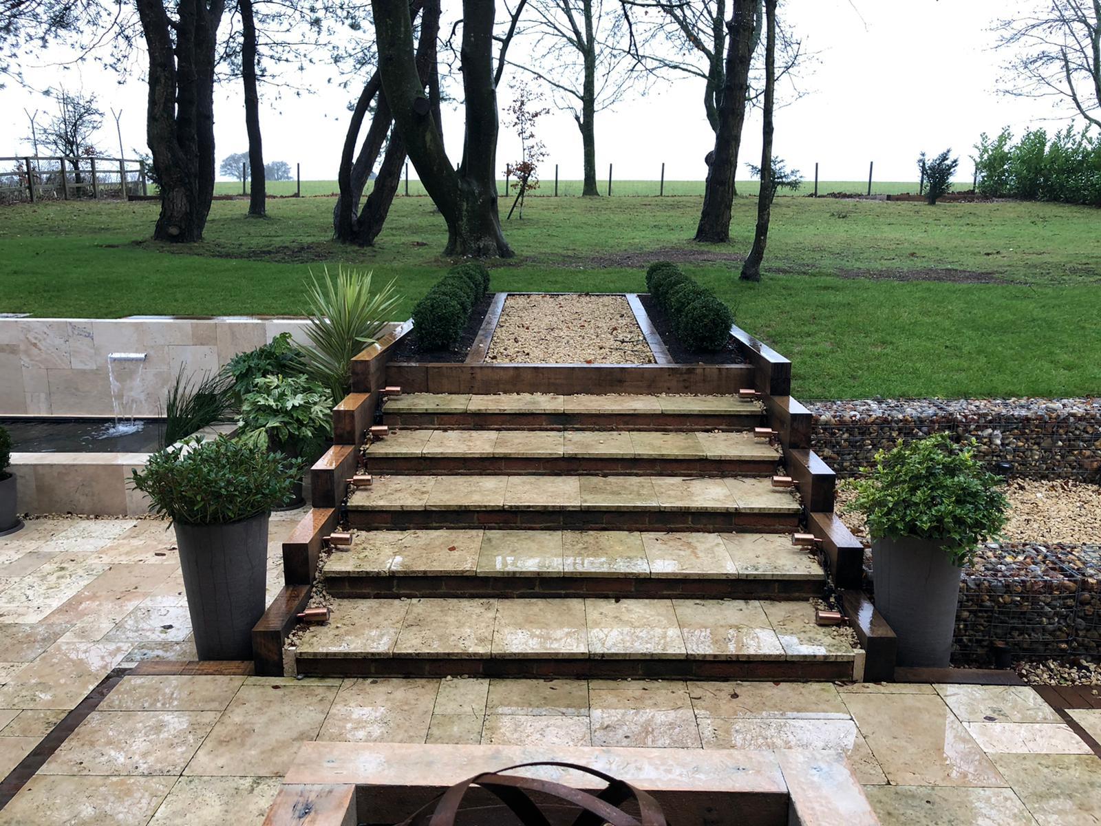 Garden Design Case Studies - Balfour Landscapes
